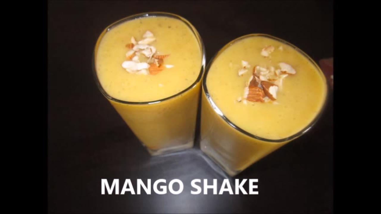 shake mango